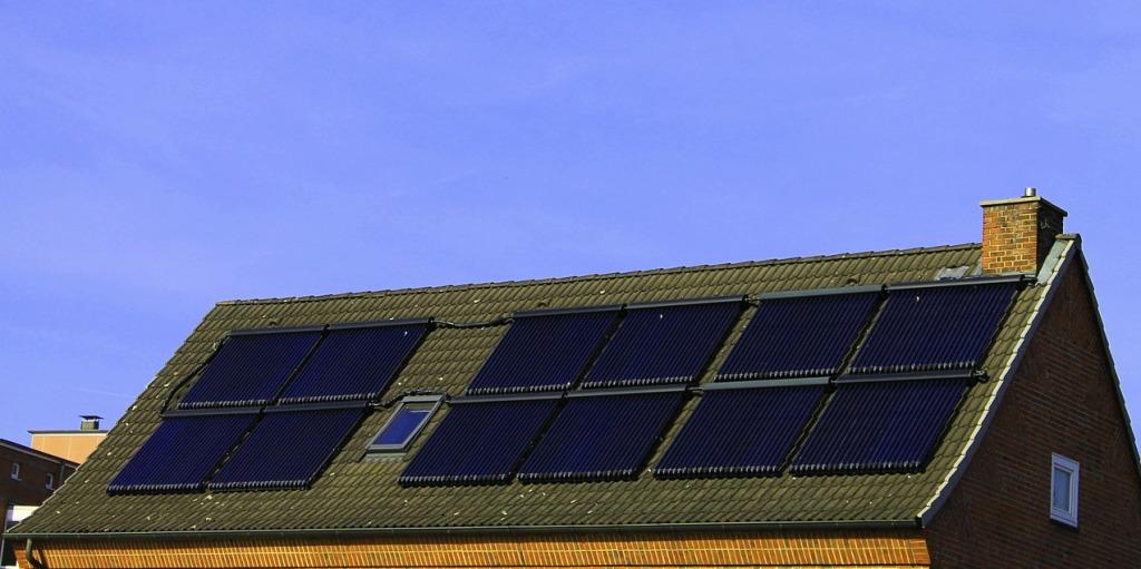 Солнечный коллектор - альтернативный источник отопления